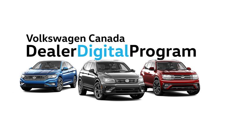 Volkswagen Dealer Digital Program